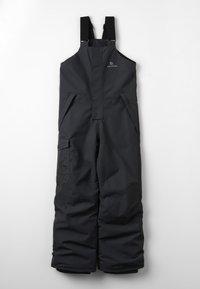 Rip Curl - Zimní kalhoty - jet black - 0