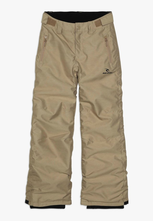 SNAKE - Snow pants - cornstalk
