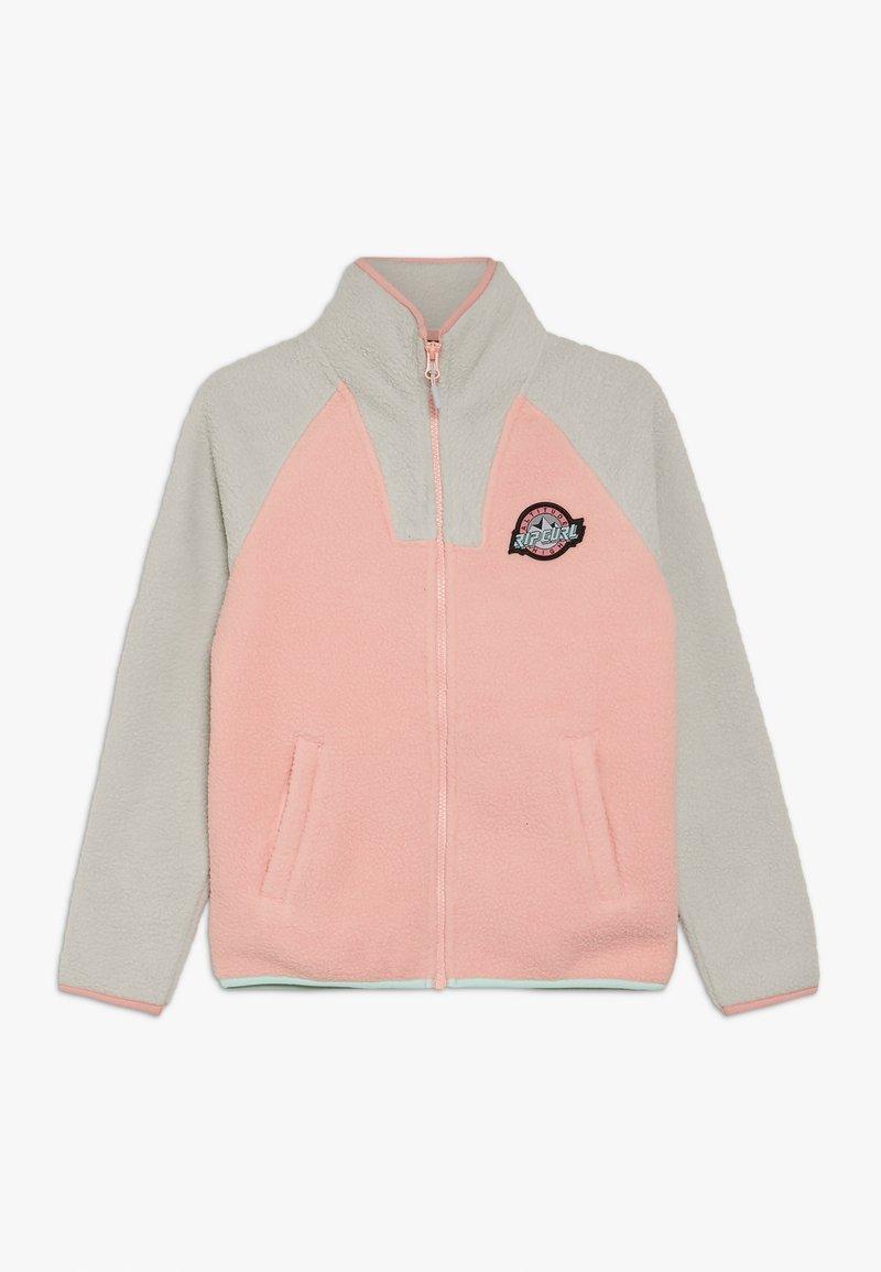 Rip Curl - CLASSIC - Fleece jacket - peaches in cream