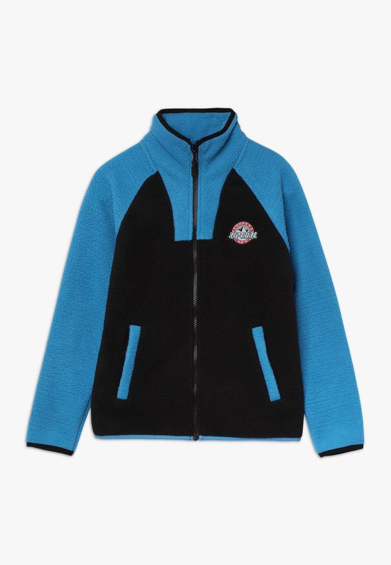 Rip Curl - CLASSIC - Fleece jacket - jet black