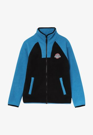 CLASSIC - Fleece jacket - jet black