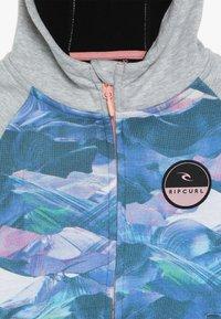 Rip Curl - RIDE  - Fleece jacket - palace blue - 4
