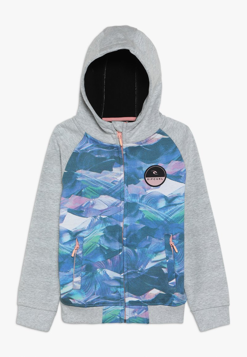 Rip Curl - RIDE  - Fleece jacket - palace blue