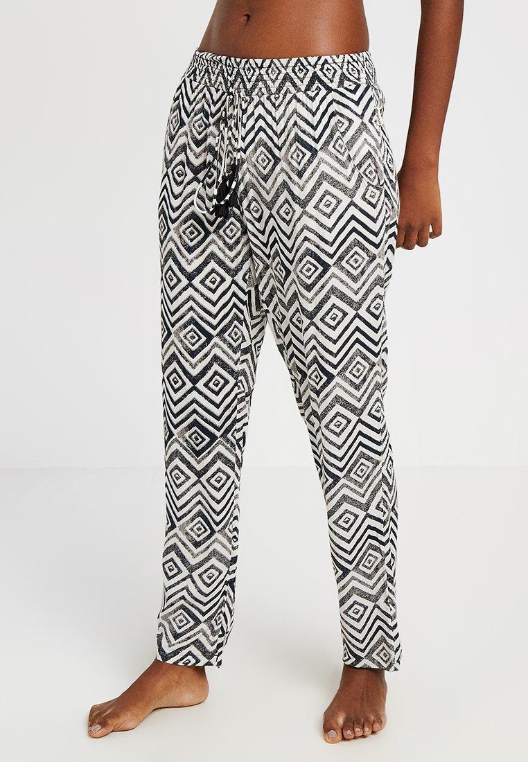 Rip Curl - MOON TIDE PANT - Pyjamabroek - black