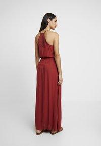 Rip Curl - MUSE DRESS - Maxi-jurk - rosewood - 2