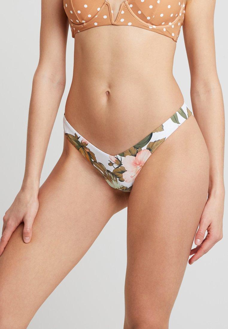 Rip Curl - HANALEI BAY REVO SKIMPY PANT - Bikini-Hose - white