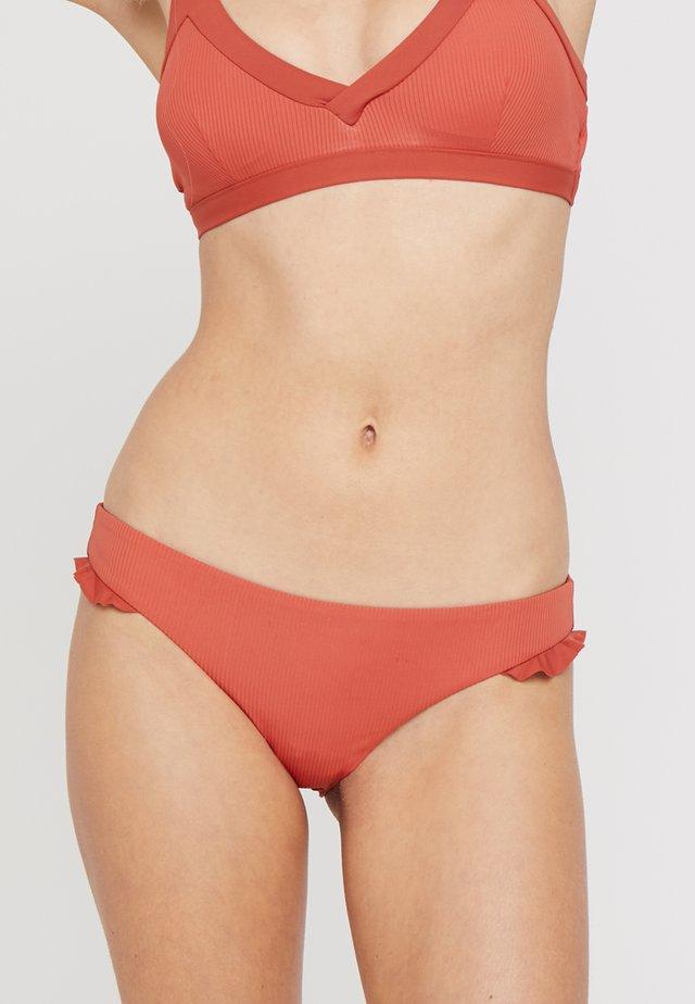 SIREN SWIM GOOD PANT - Bikini-Hose - hot sauce