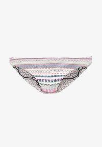 Rip Curl - MAI OHANA REVO CHEECKY PANT - Bikiniunderdel - off white - 4