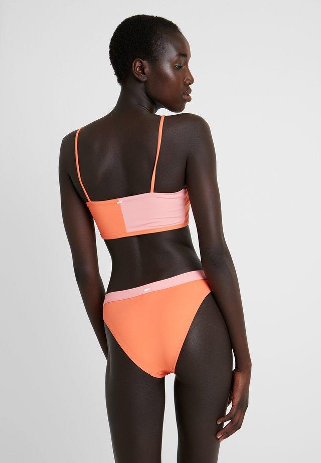 COLOUR BLOCK SKIMPY PANT - Bikini-Hose - multico