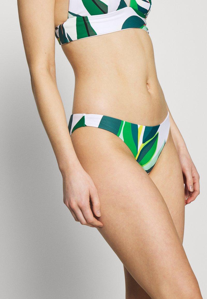 Rip Curl - PALM BAY GOOD HIPSTER - Bikinialaosa - white