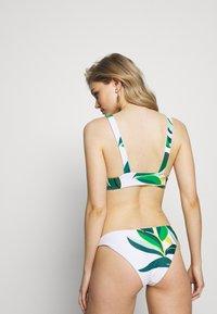 Rip Curl - PALM BAY GOOD HIPSTER - Bikinialaosa - white - 2