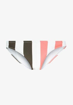MUSE CHEEKY PANT - Bikini-Hose - porcelain