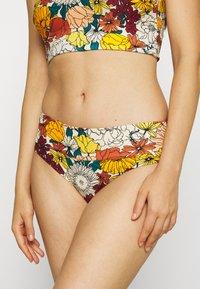 Rip Curl - DAYS HI WAIST CHEEKY - Bikini bottoms - cream - 0