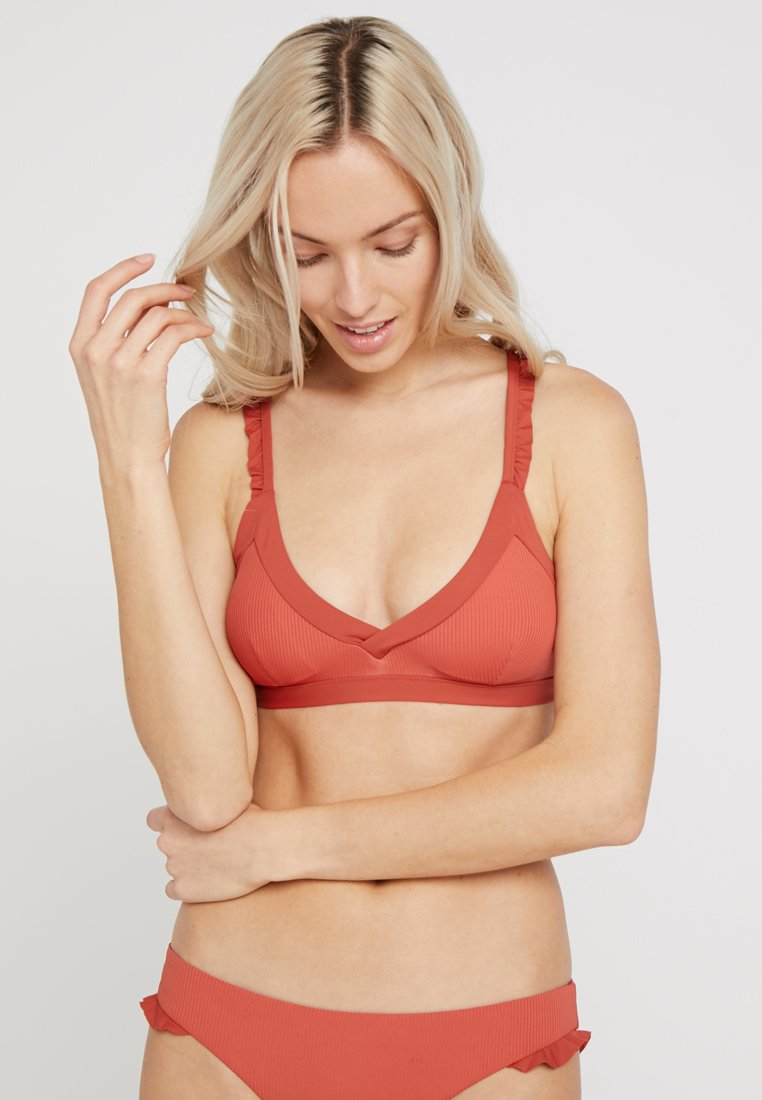 Rip Curl - SIREN SWIM BRA - Bikini top - hot sauce