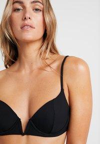 Rip Curl - SURF UNDERWIRE - Bikiniöverdel - black - 3