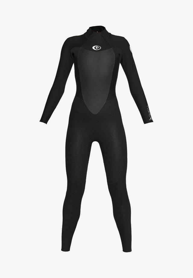 STEAMER - Kostium kąpielowy - black
