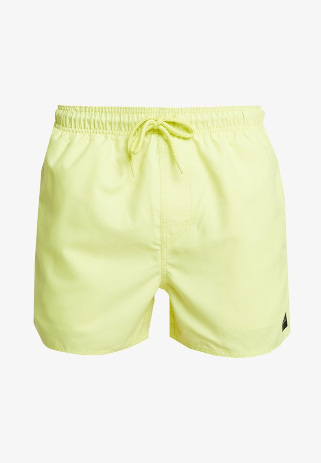 VOLLEY - Surfshorts - yellow