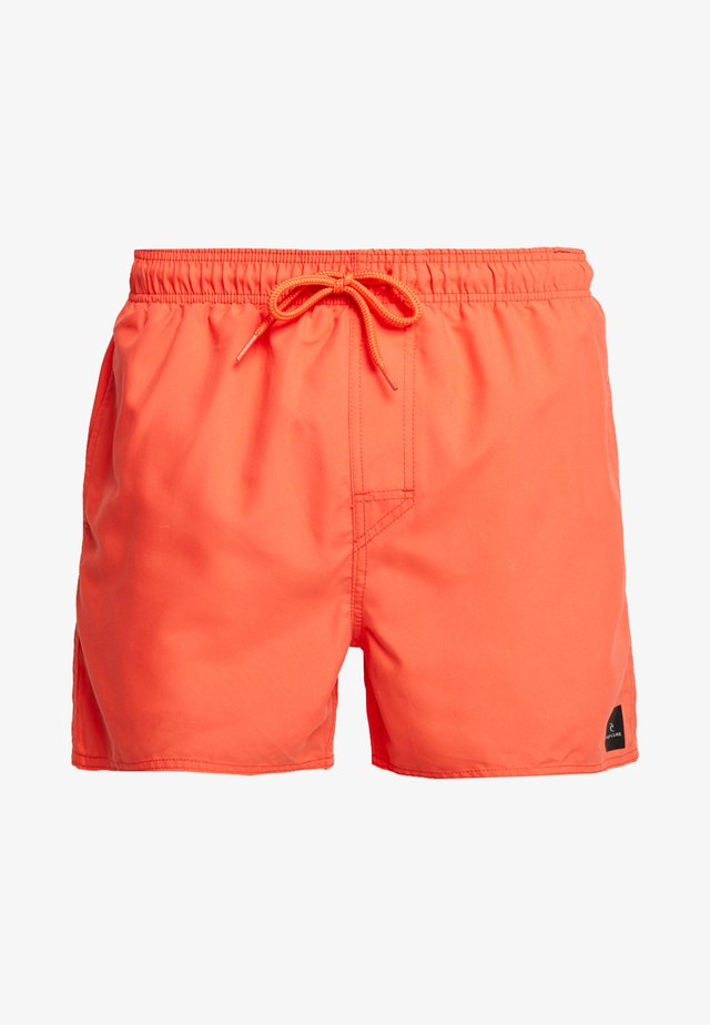 VOLLEY - Surfshorts - orange