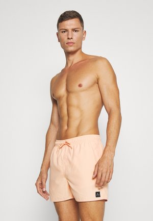 VOLLEY - Swimming shorts - peach