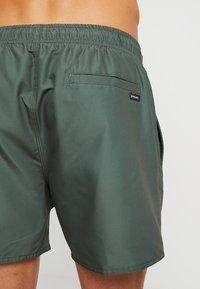 Rip Curl - VOLLEY - Shorts da mare - dark olive - 1