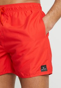 Rip Curl - OFFSET VOLLEY - Shorts da mare - red - 3