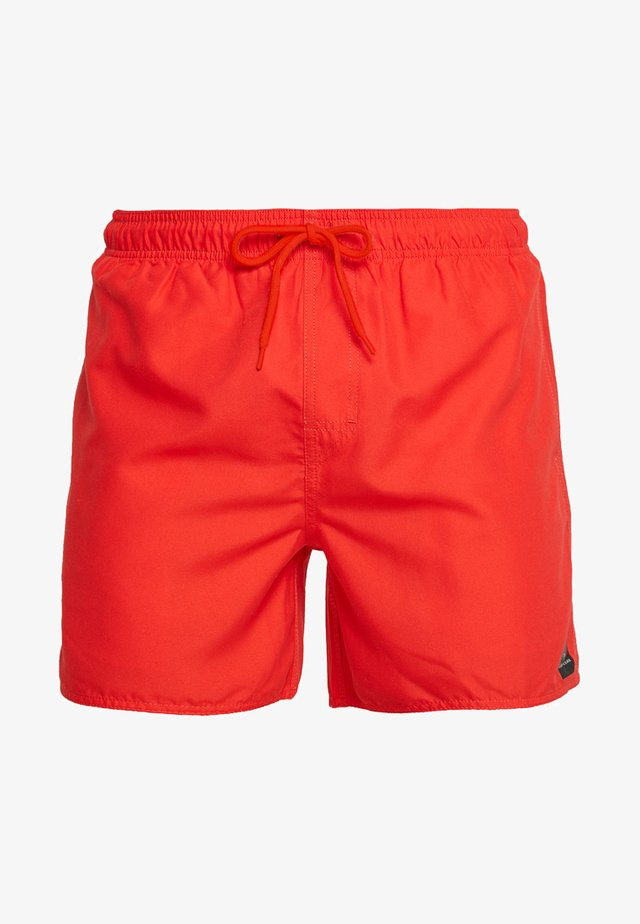 OFFSET VOLLEY - Surfshorts - red