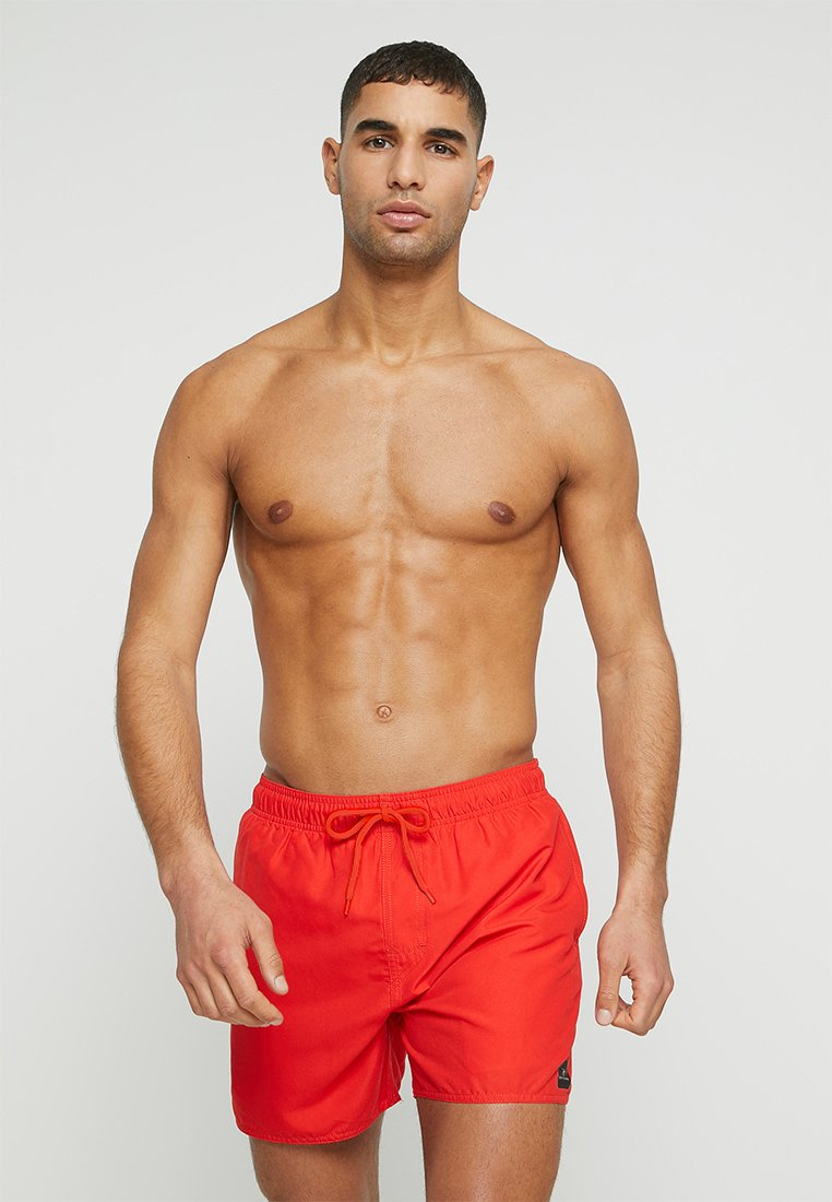 Rip Curl - OFFSET VOLLEY - Swimming shorts - red
