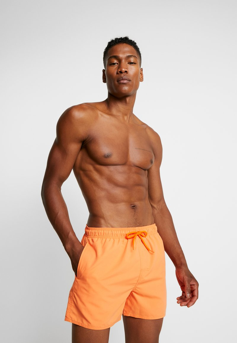 Rip Curl - OFFSET VOLLEY - Swimming shorts - bright orange