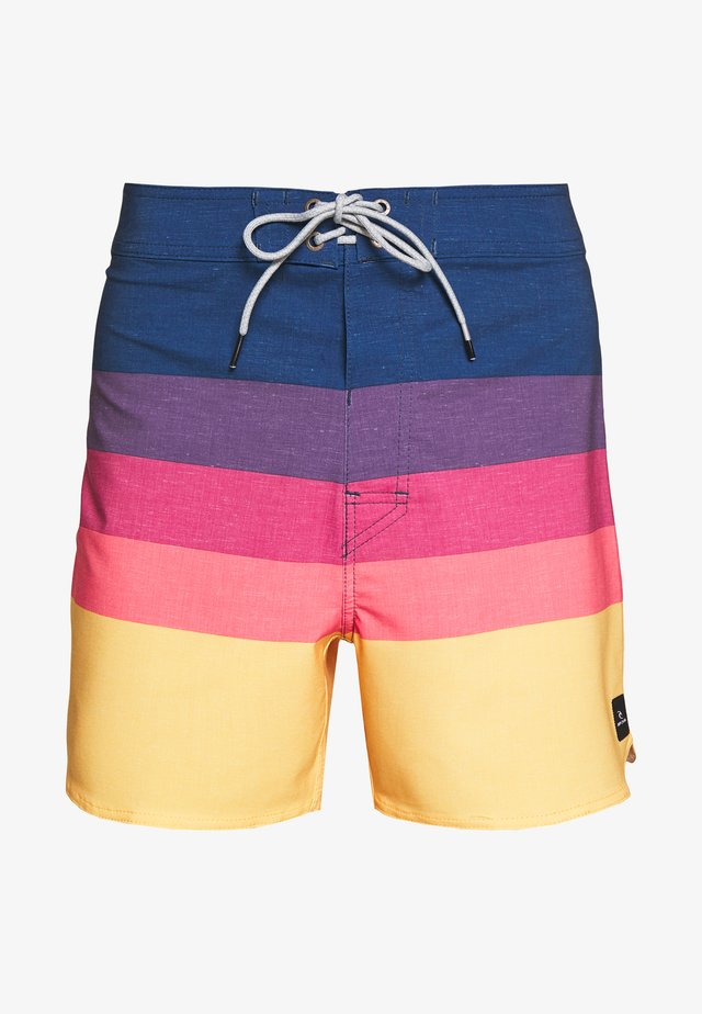 RETRO SORBET - Surfshorts - navy