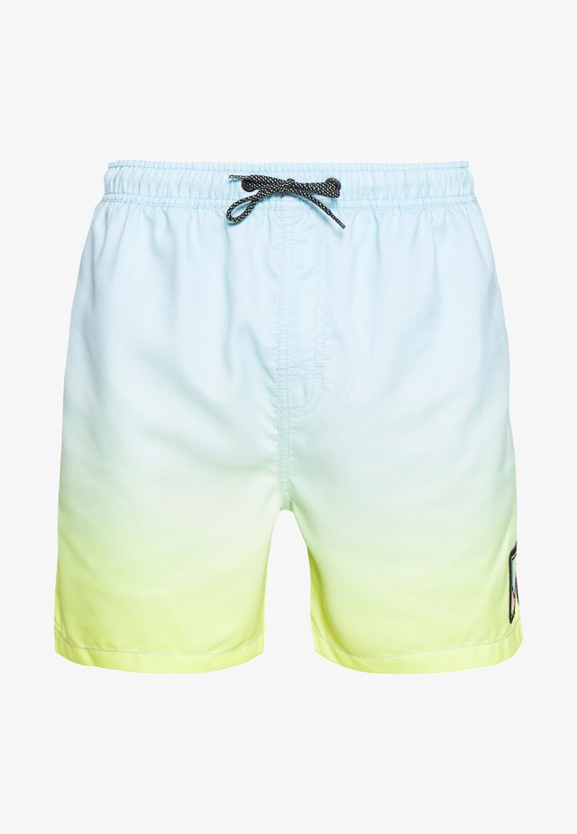 NATIVE SURF VOLLEY - Surfshorts - blue