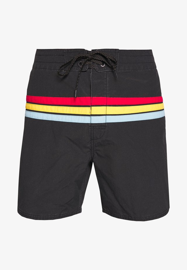 CLAWS BOARDSHORT - Plavky - black