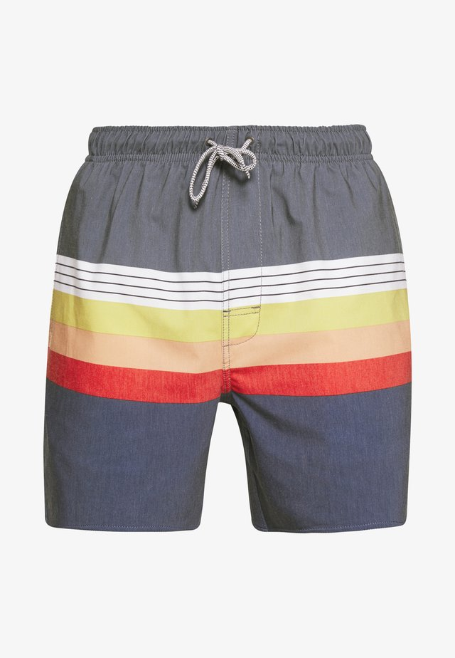LAYERED VOLLEY - Surfshorts - navy