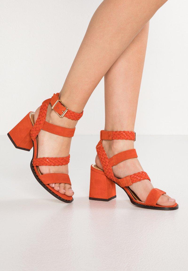 River Island - Sandals - orange