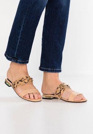 Sandaler - beige medium