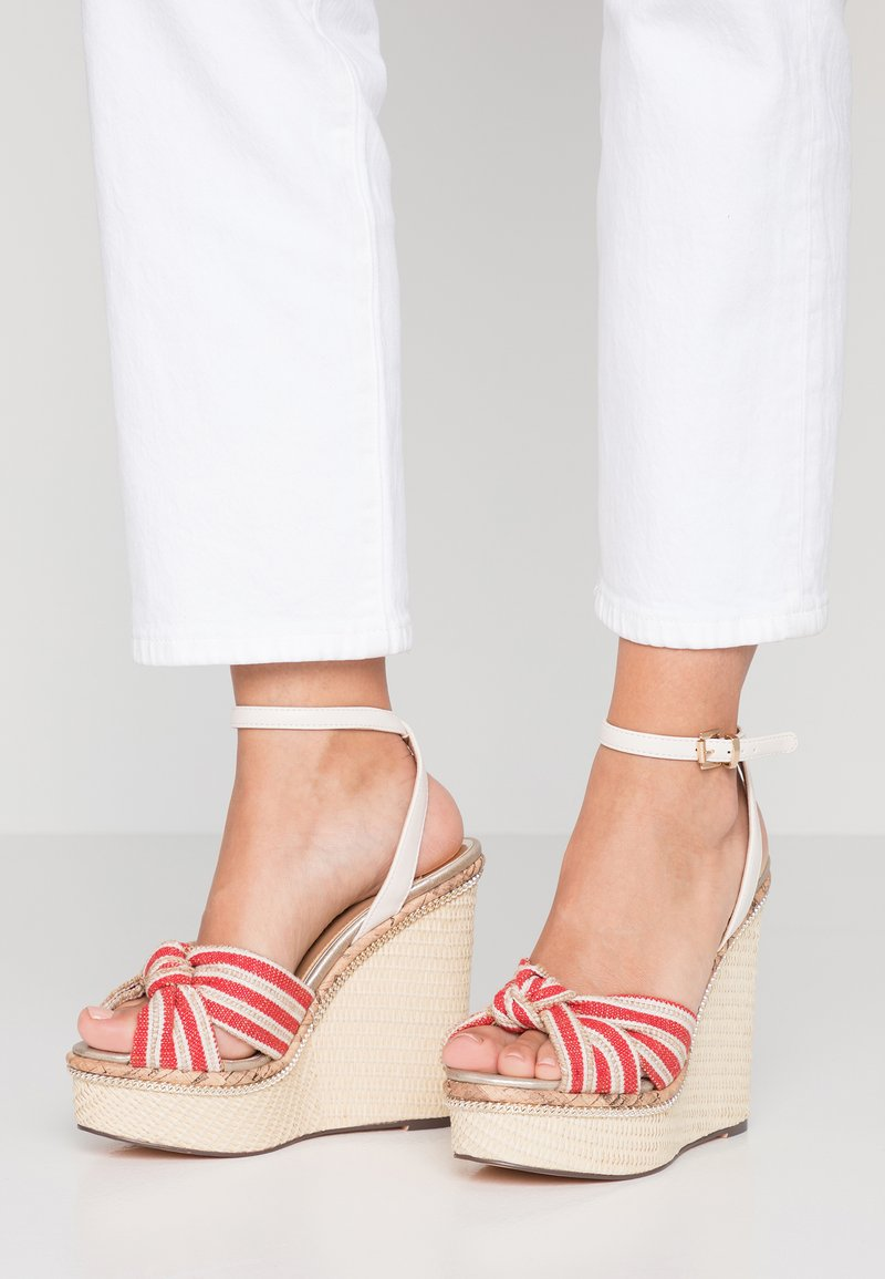 River Island - High Heel Sandalette - white