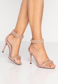 River Island - Sandaler med høye hæler - pink light - 0