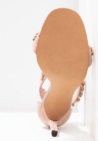 River Island - Sandaler med høye hæler - pink light - 6