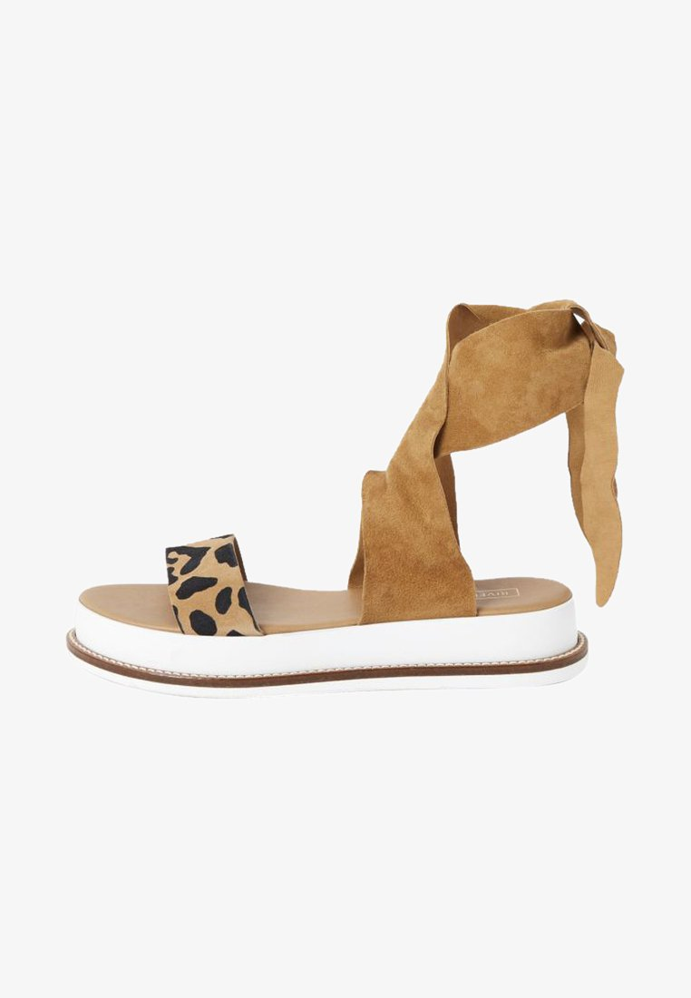 River Island - Sandalias - brown