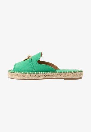 Sandaler - green