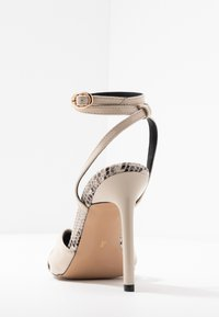 River Island - High heeled sandals - bone - 5