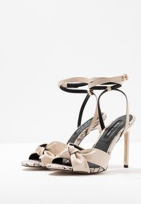 River Island - High heeled sandals - bone - 4