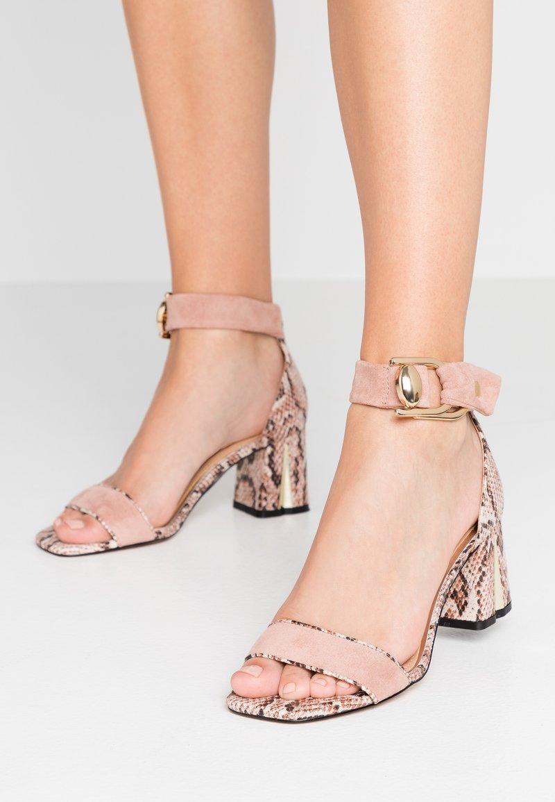 River Island - Sandals - pink light