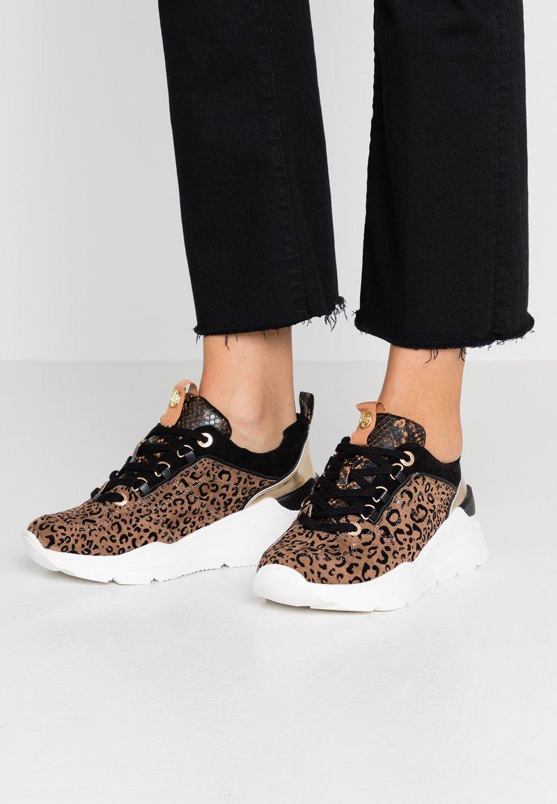 River Island - Sneaker low - brown