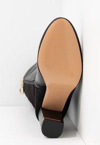 River Island - Boots med høye hæler - black - 6
