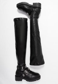 River Island - Over-the-knee boots - black - 3