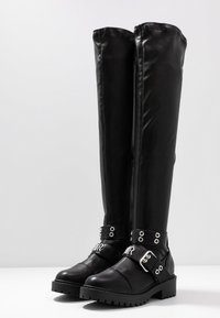 River Island - Over-the-knee boots - black - 4