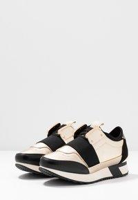 River Island - Sneaker low - gold - 4