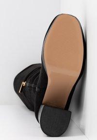 River Island - High heeled boots - black - 6