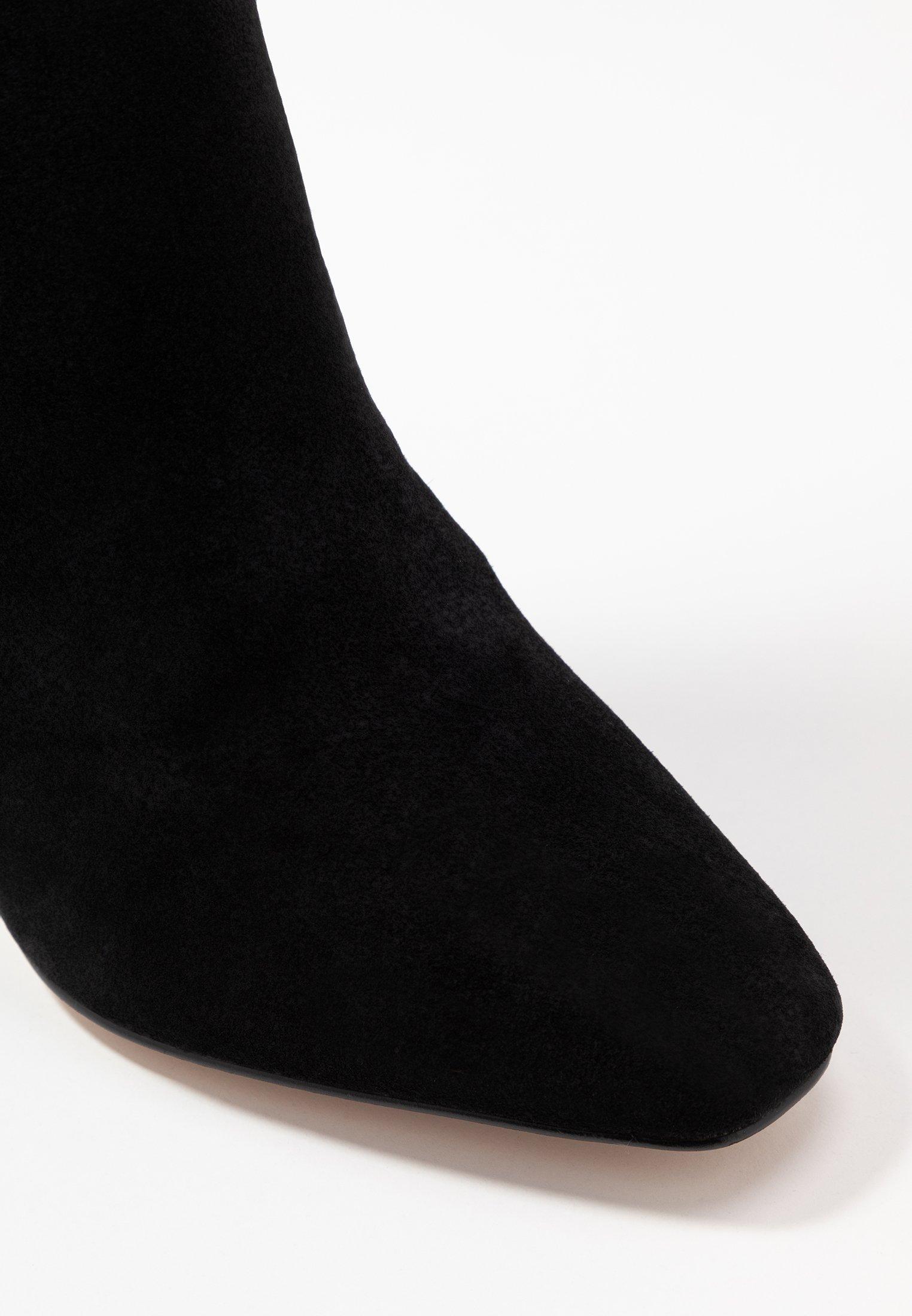 River Island High Heel Stiefel black