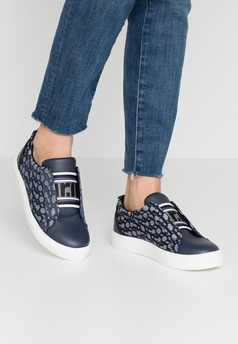 River Island - Sneaker low - denim